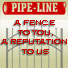 Pipeline Fence